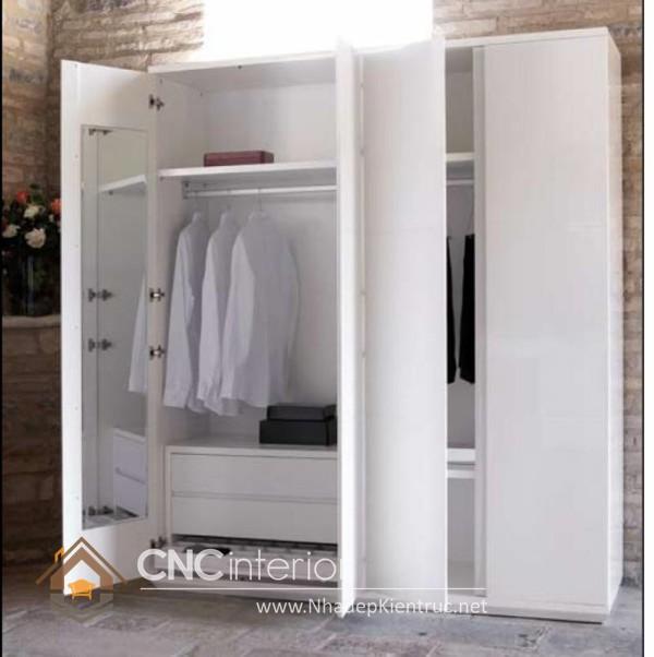 Các mẫu tủ quần áo đẹp 2