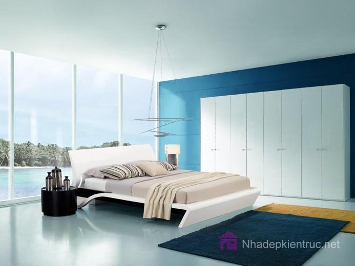 Các mẫu giường gỗ đẹp