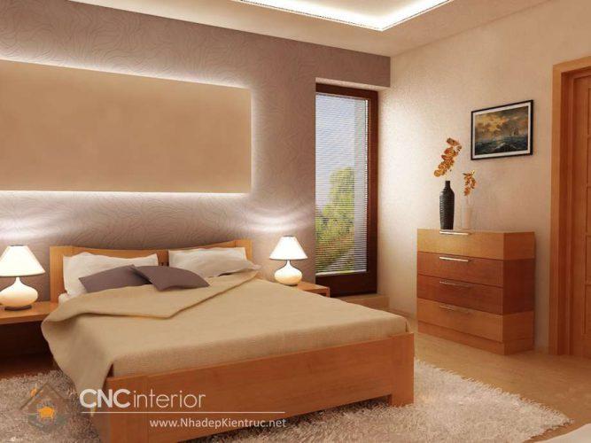 mẫu giường ngủ gỗ đẹp 11