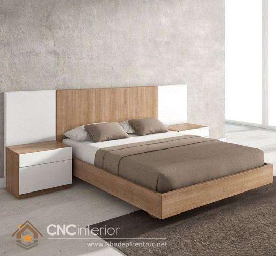 mẫu giường ngủ gỗ đẹp 16