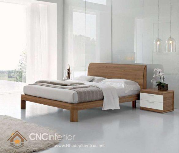 mẫu giường ngủ gỗ đẹp 26