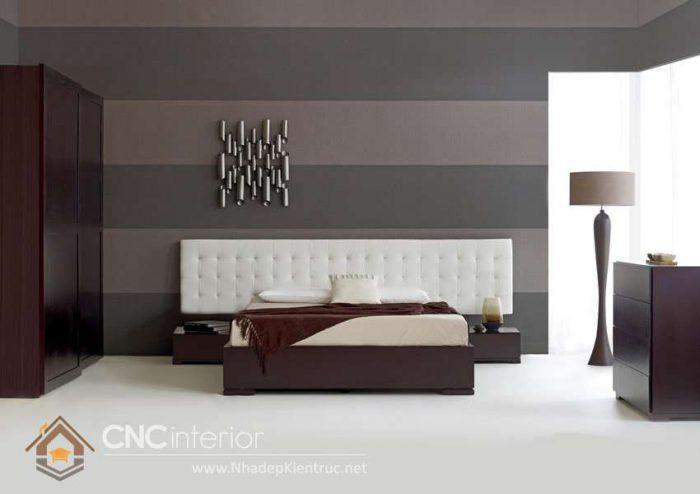 mẫu giường ngủ gỗ đẹp 27