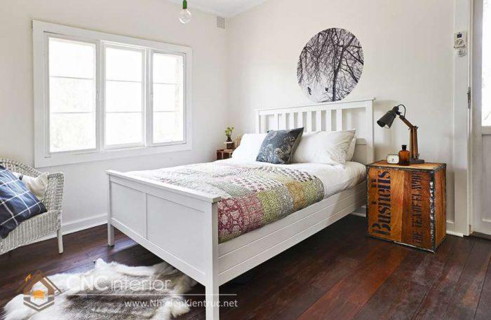 mẫu giường ngủ gỗ đẹp 28