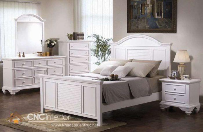 mẫu giường ngủ gỗ đẹp 30