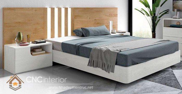 mẫu giường ngủ gỗ đẹp 08