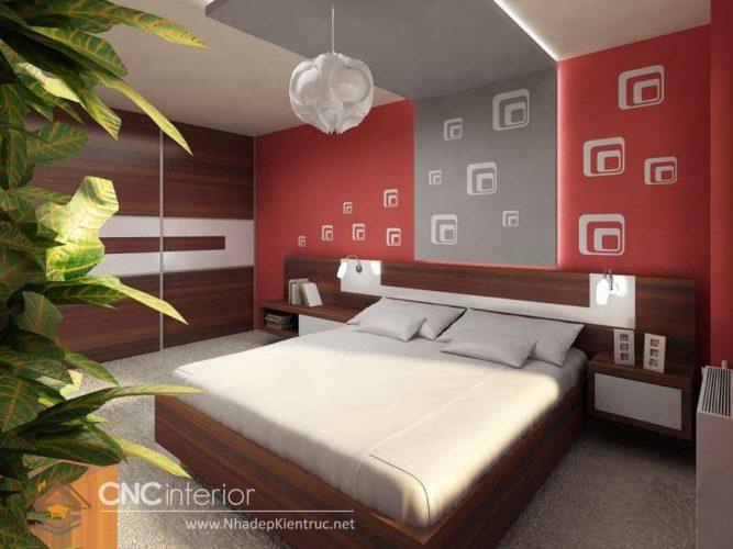 mẫu giường ngủ gỗ đẹp 09