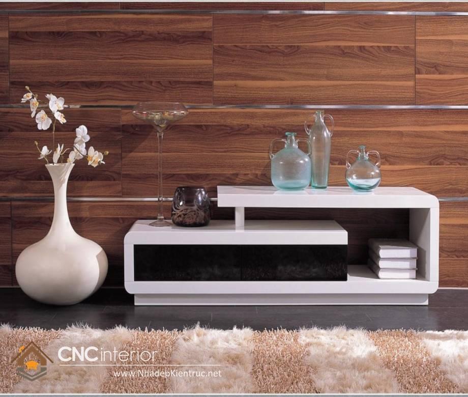 TỦ KỆ TIVI GỖ ĐẸP CNC-H 26