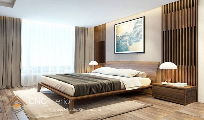 Những căn phòng ngủ đẹp nhất