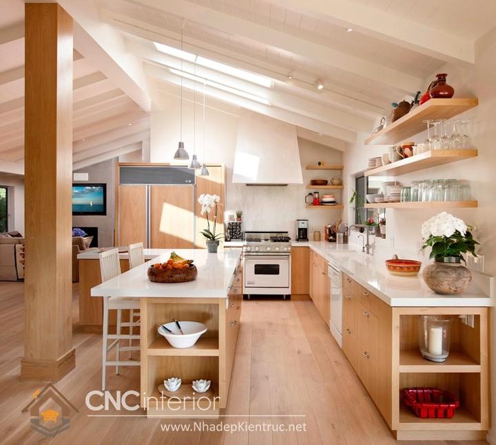 Tủ bếp đơn giản 6