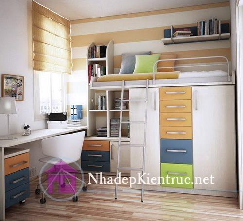 mẫu phòng ngủ hiện đại 2