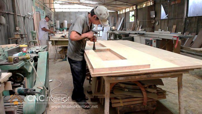 Công ty sản xuất đồ gỗ nội thất 09