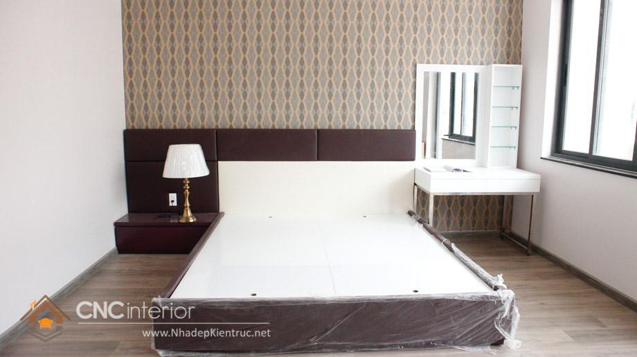 Phòng ngủ nhà Anh Hiệp - Quận Bình Chánh