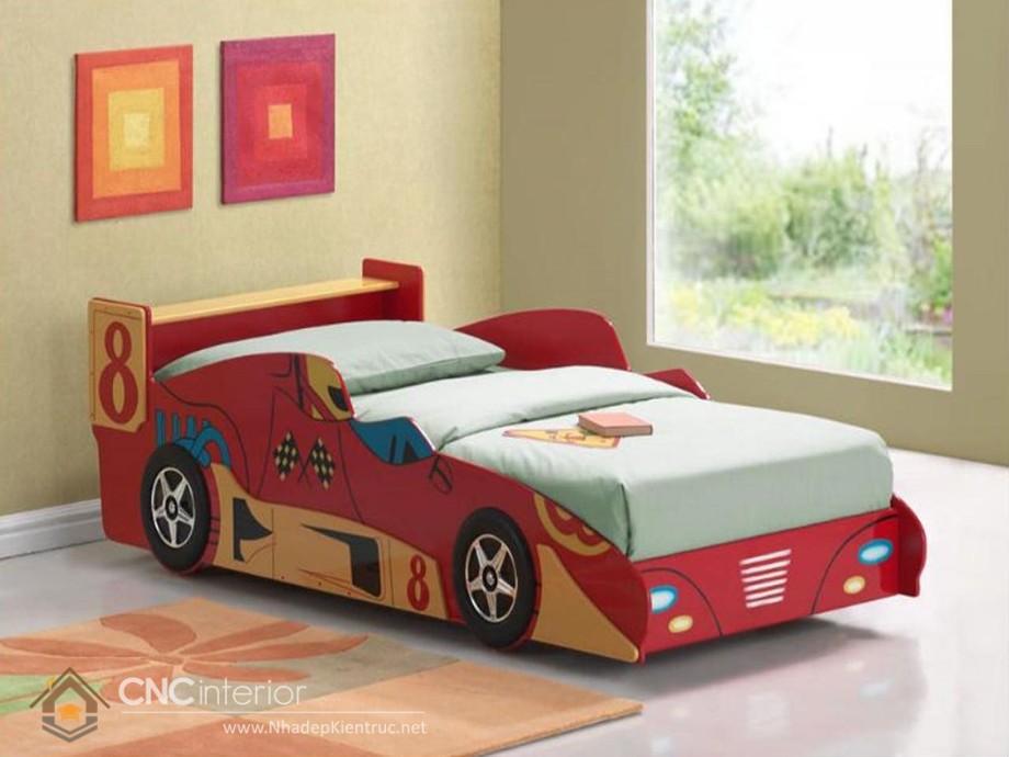giường ngủ cho bé trai 29