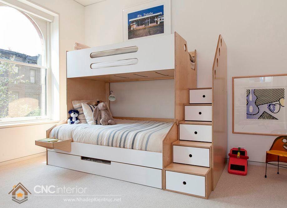 giường ngủ cho bé trai 34