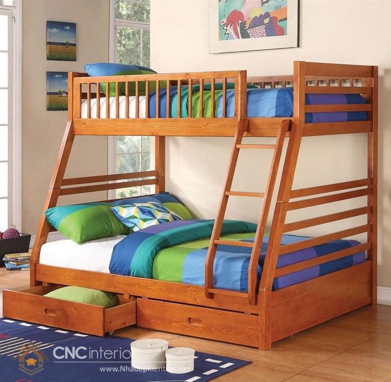 giường ngủ cho bé trai 7