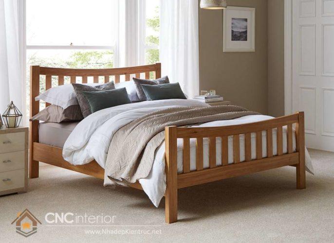 mẫu giường ngủ gỗ đẹp 37