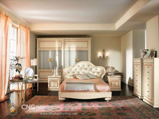 mẫu giường ngủ gỗ đẹp 38
