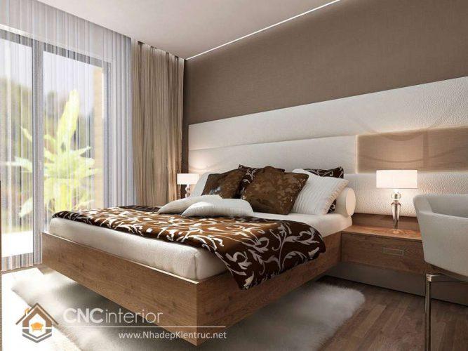 mẫu giường ngủ gỗ đẹp 39