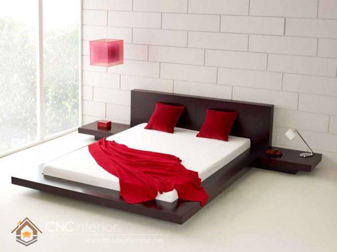 mẫu giường ngủ gỗ đẹp 45