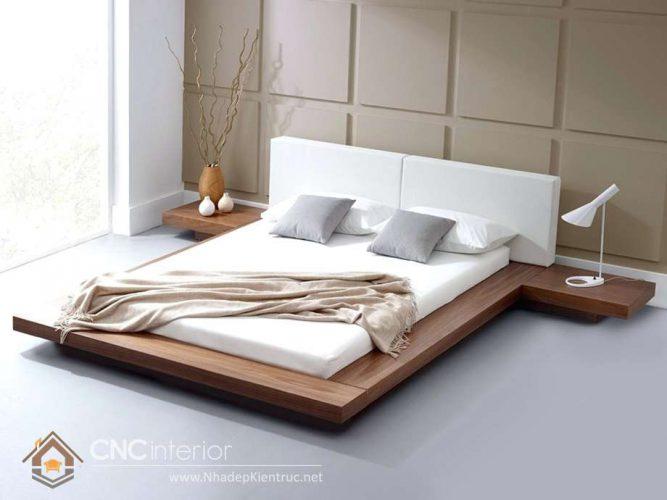 mẫu giường ngủ gỗ đẹp 47