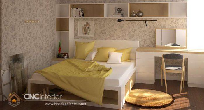 mẫu giường ngủ gỗ đẹp 49