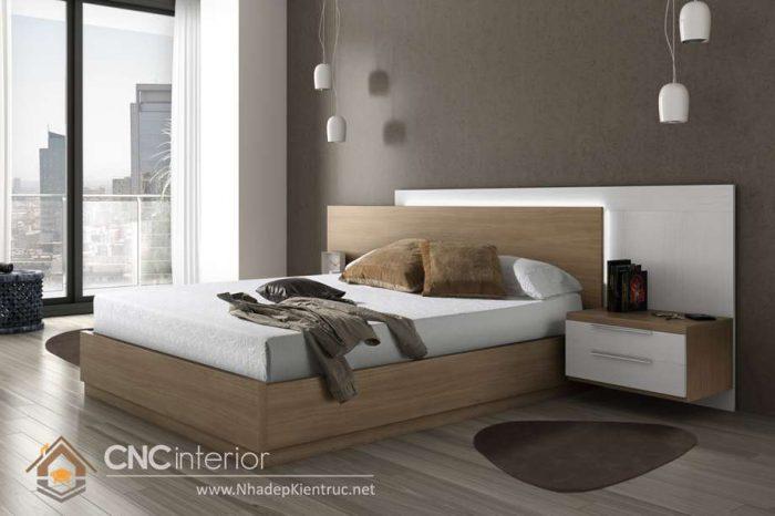 mẫu giường ngủ gỗ đẹp 51