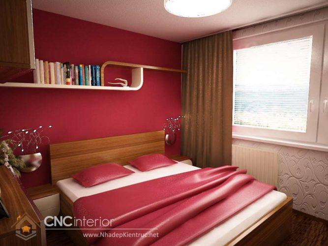 mẫu giường ngủ gỗ đẹp 53 - 1