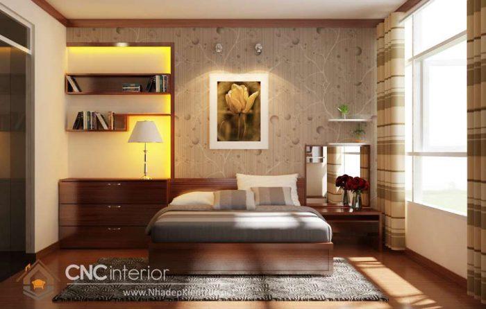 mẫu giường ngủ gỗ đẹp 54
