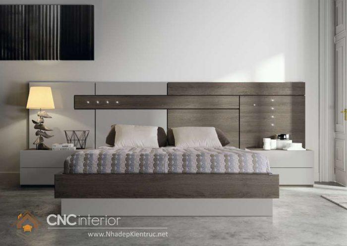 mẫu giường ngủ gỗ đẹp 55