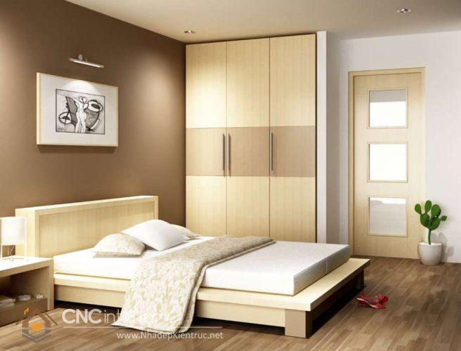 mẫu giường ngủ gỗ đẹp 58