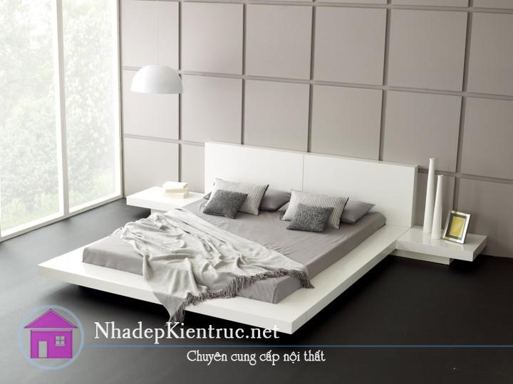 các mẫu giường gỗ đẹp 3