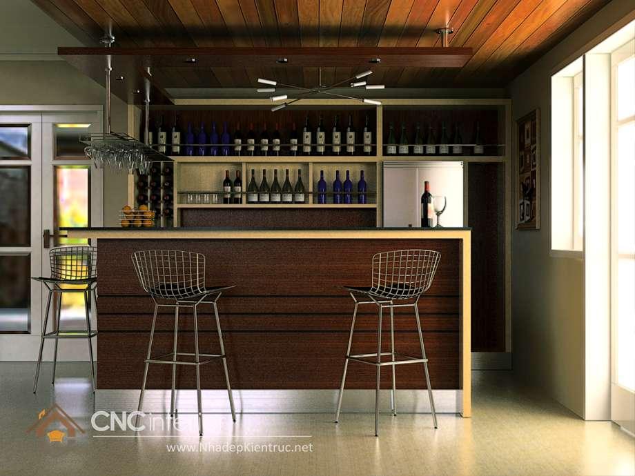 mẫu quầy bar đẹp 05