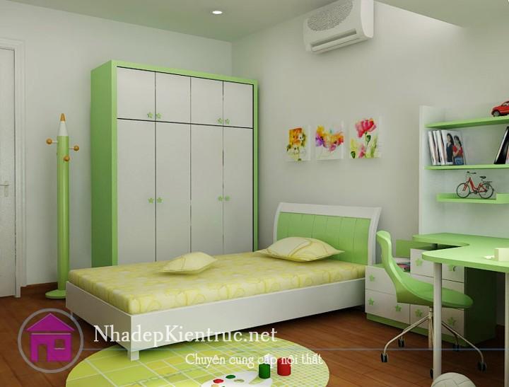 cách trang trí phòng ngủ cho bé