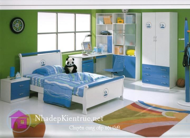 cách trang trí phòng ngủ cho bé 5