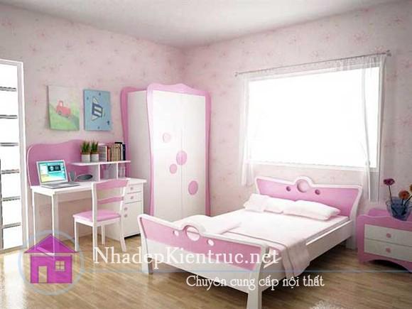 cách trang trí phòng ngủ cho bé 3