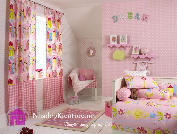 Màu sắc, họa tiết sẽ kích thích tính sáng tạo của trẻ