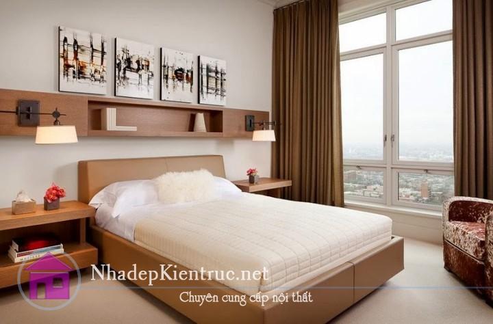 phòng ngủ nhỏ đẹp đơn giản 2