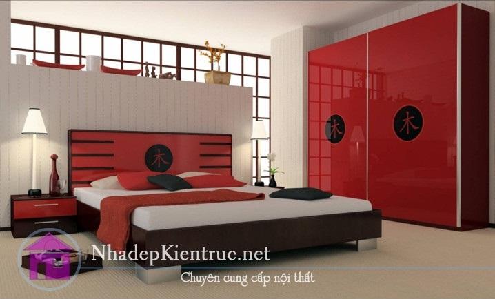 phòng ngủ hiện đại đẹp 2