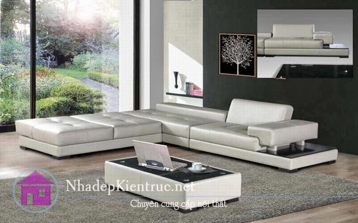 thiết kế phòng khách hiện đại 2