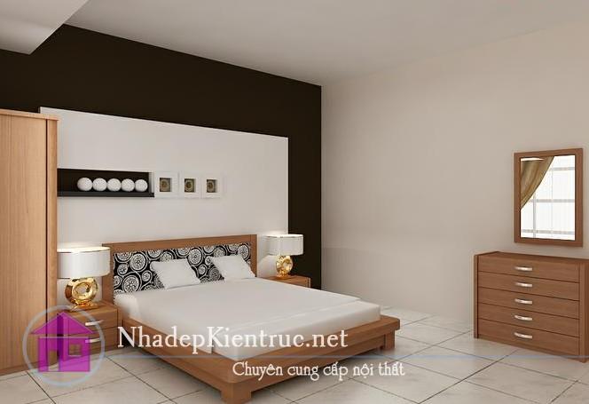 Phong thủy giường ngủ 2