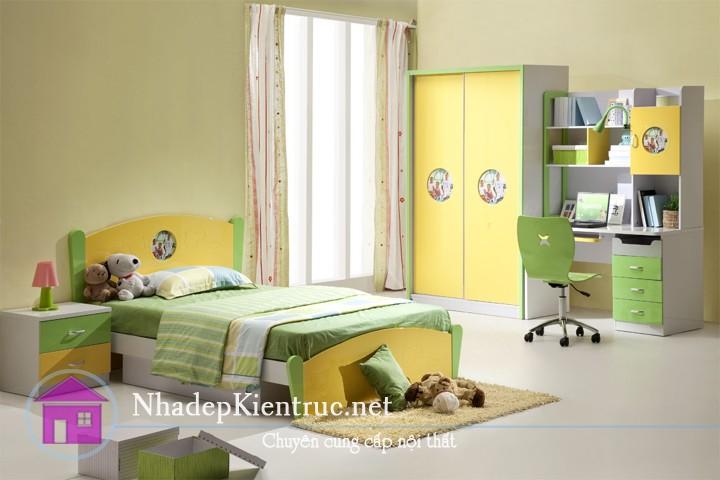 giường gỗ đẹp 2