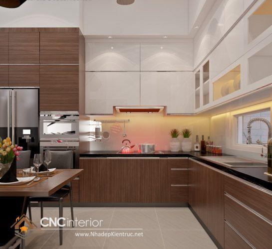 Mẫu nhà bếp 03