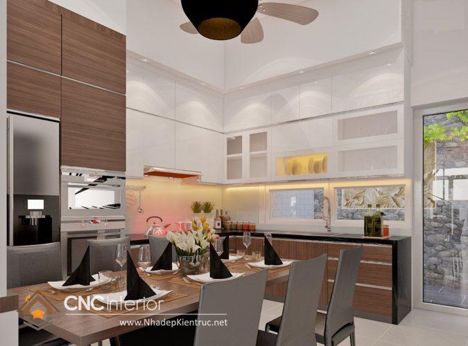 Mẫu nhà bếp 04