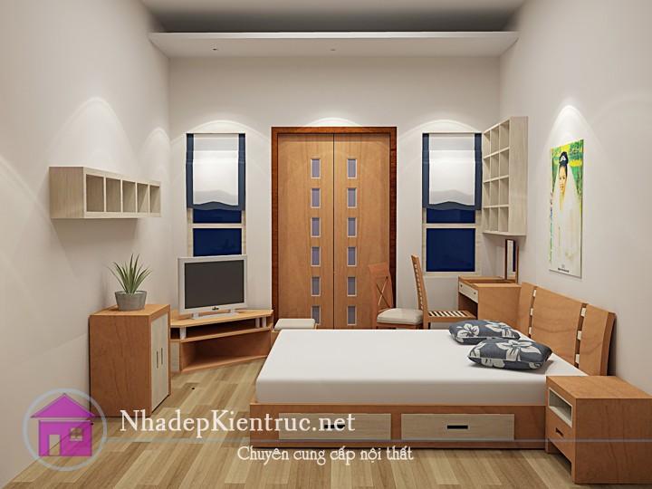 Cách trang trí phòng ngủ có diện tích nhỏ 5