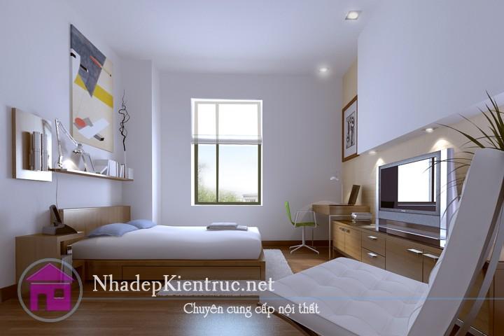 Cách trang trí phòng ngủ có diện tích nhỏ 3