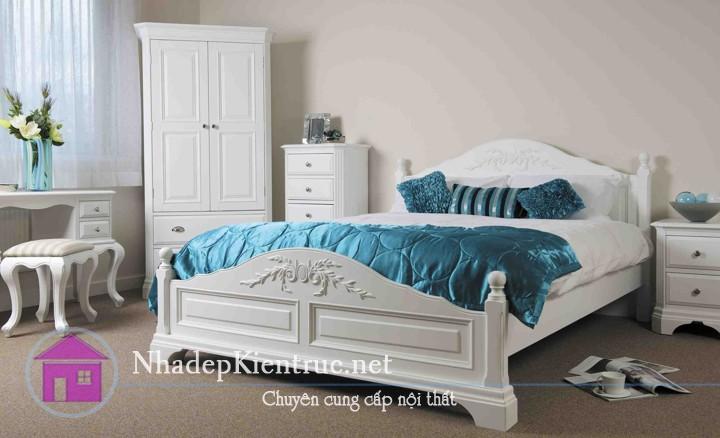 hướng kê giường ngủ 3