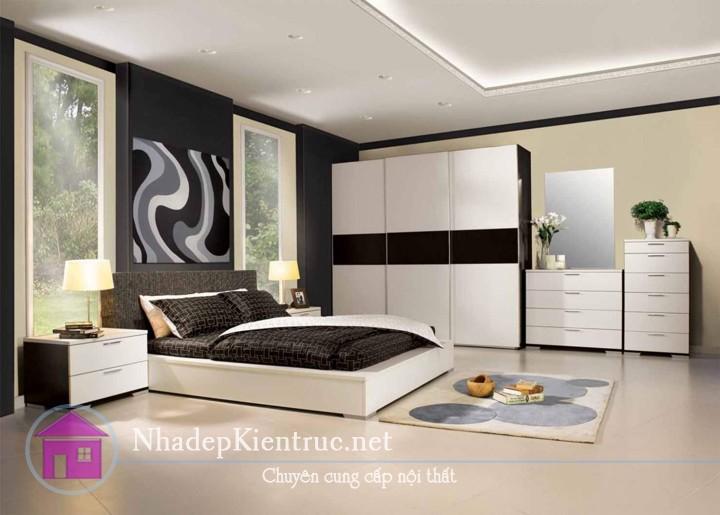 phòng ngủ hiện đại đẹp 5