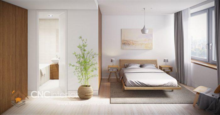 Hướng kê phòng ngủ theo phong thủy