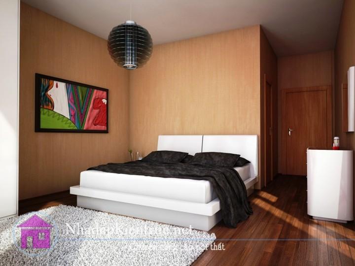 phòng ngủ nhỏ đẹp đơn giản