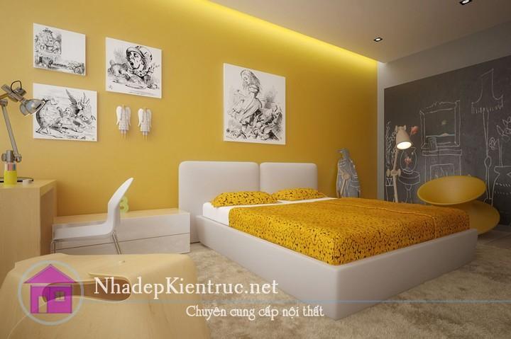 Cách trang trí phòng ngủ có diện tích nhỏ